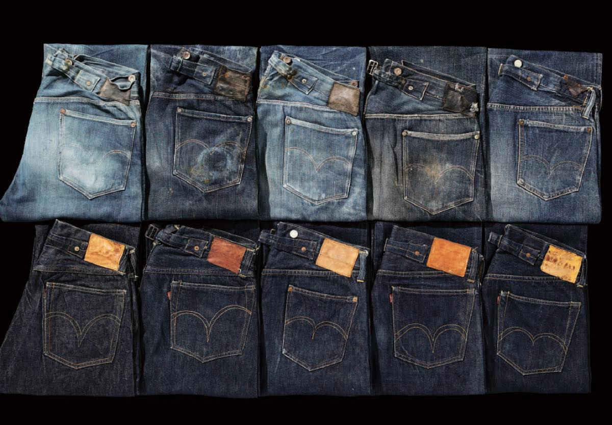 THE 501® XX A COLLECTION OF VINTAGE JEANS