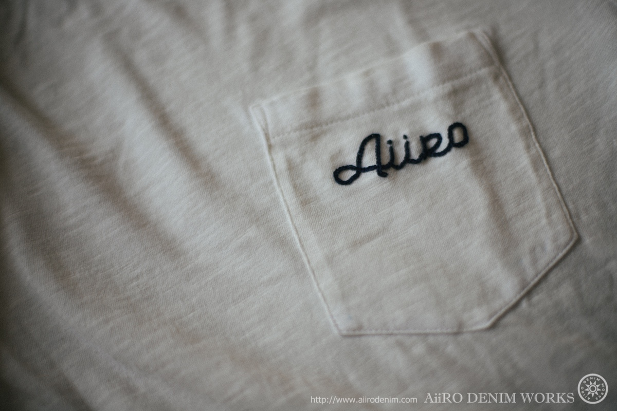 aiiro ユニクロTshirt01