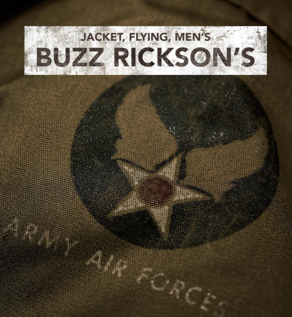 BUZZ RICKSON'S 2018 FALL&WINTER CATALOG