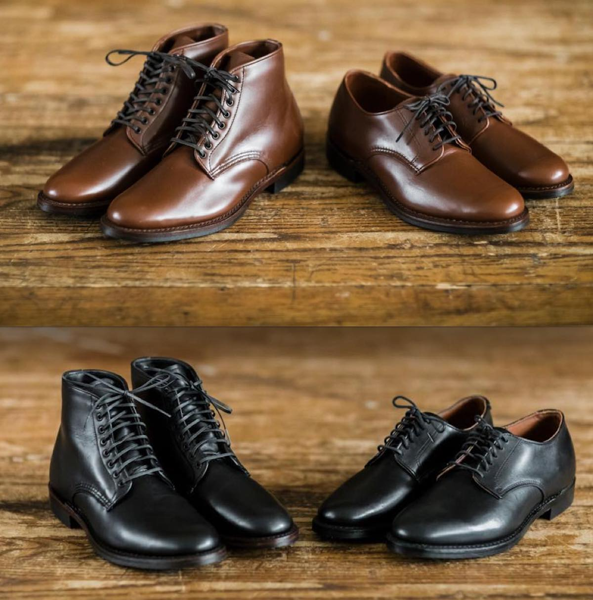 レッドウイング williston collection oxford boots