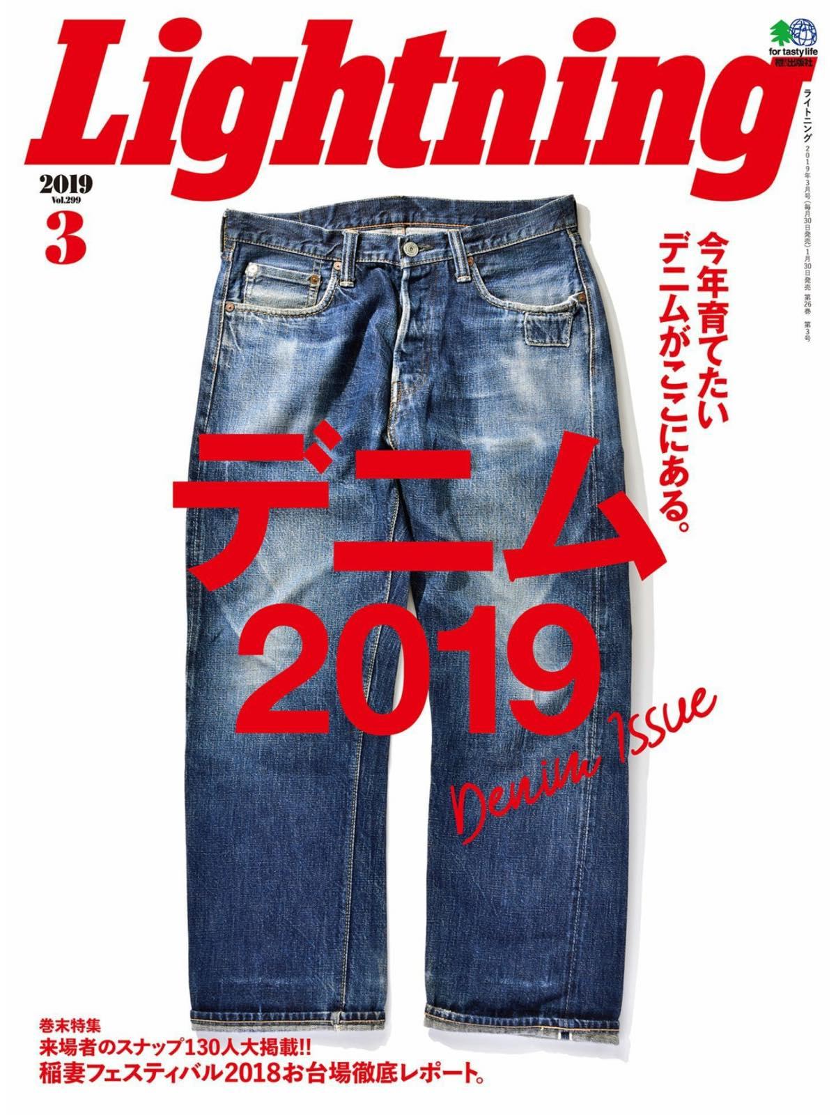 ライトニング2019年3月号 vol.299